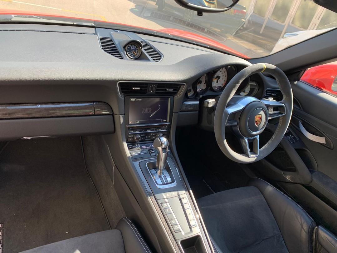 PORSCHE 991 GT3 911 GT3 RS