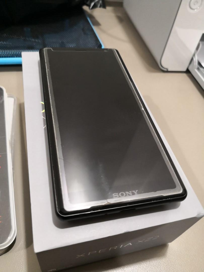 Sony xz2 black