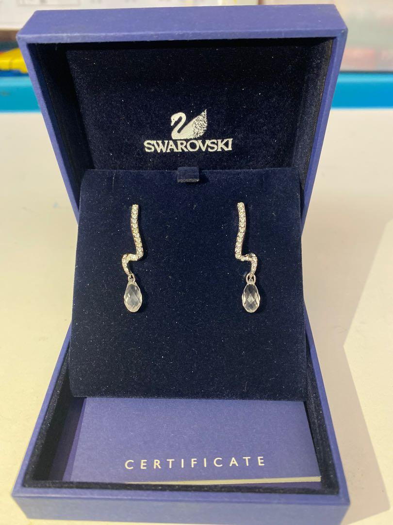 Swarovski Earrings 耳環