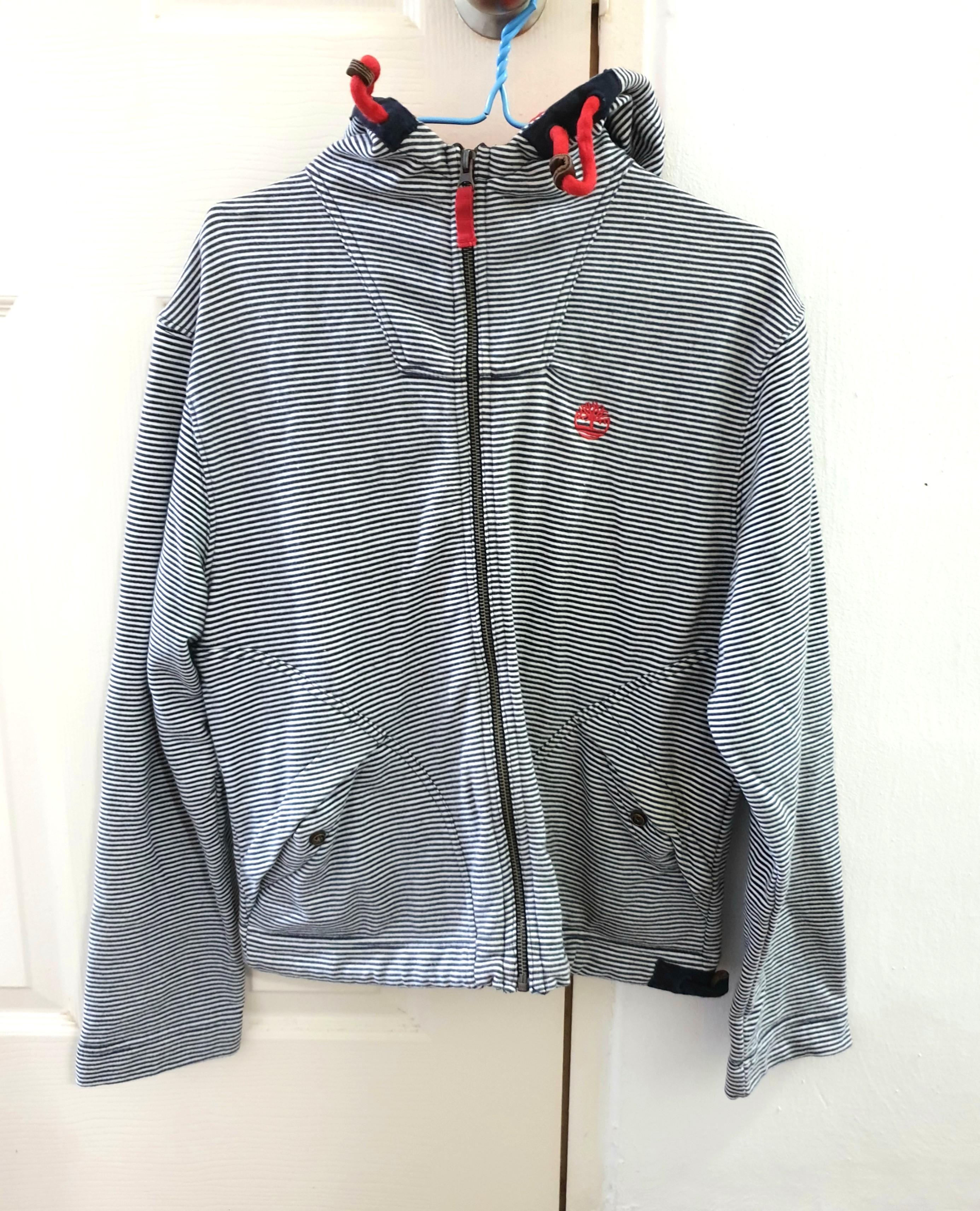 Timberland Navy Stripe Jacket