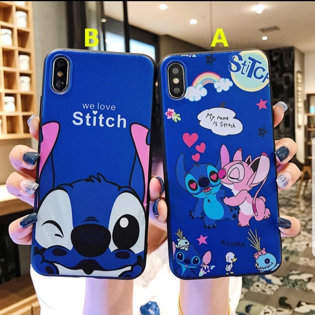 Xiaomi Stitch cartoon soft phone case