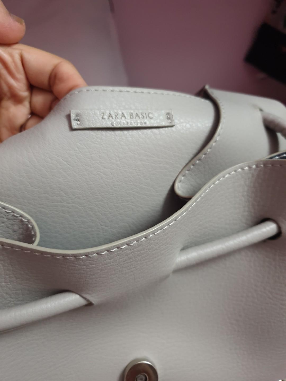 Zara Basic Bagpack