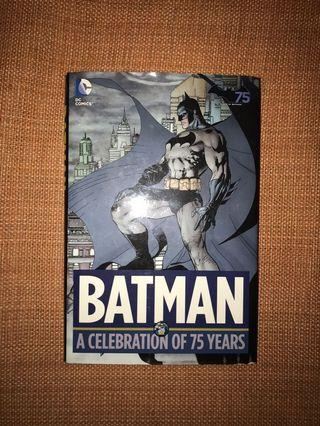 Collector's Item Batman 75 years anniversary.