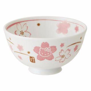 🇯🇵日本製🇯🇵 凱蒂貓 HELLO KITTY 陶瓷茶碗(CAW1/櫻花)