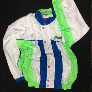Kawasaki vintage jacket 90s