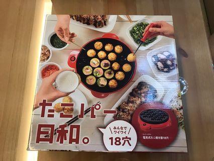 章魚燒機 日本購回