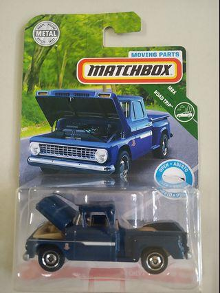 Matchbox 2019 Moving Parts Wave 2 '63 Chevy C10 Pickup Truck
