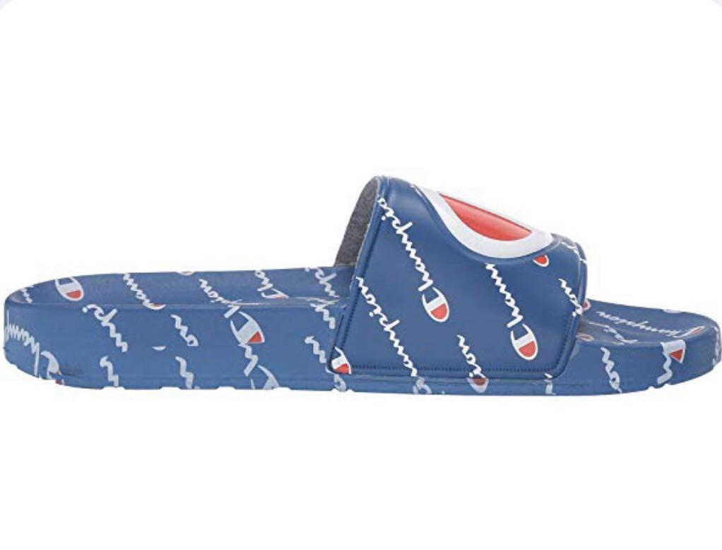 HOT !HOT!HOT!100% Authentic & Brand New  Champion® IPO Repeat slides—COMPARE TO NORMAL PRICE $125