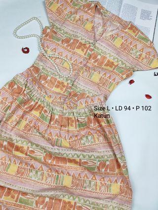 dress vintage #mauovo #joinoktober