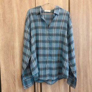 Lalau 格子襯衫