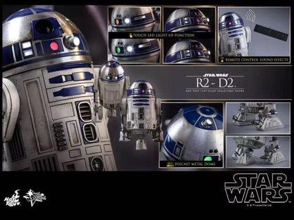 Hottoys STAR WARS THE FORCE AWAKENS R2-D2