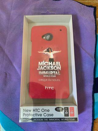 hTC M7保護殼(麥克傑克森)-New HTC One