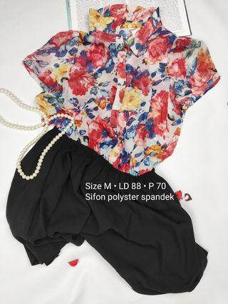 Dress bunga #mauovo #joinoktober