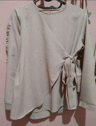 Mayoutfit blouse pink