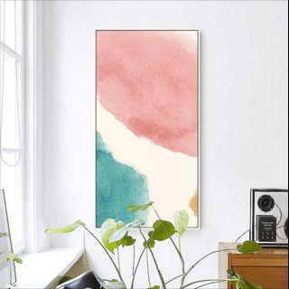 In stock ~ Abstract canvas painting