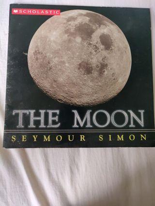 Children's book - The Moon