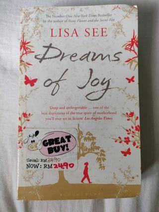 English novel - Dreams of Joy