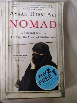 English Novel - Nomad