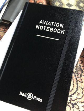 Bell & Ross Aviation Notebook