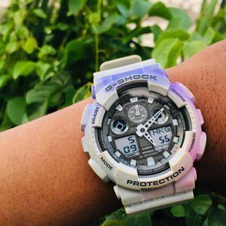 Casio G-Shock GA-100LG