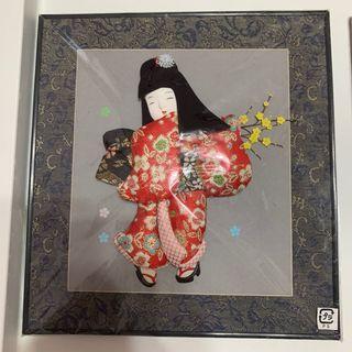 日本壁畫 全新