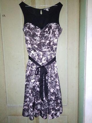 Dress Hitam H&M