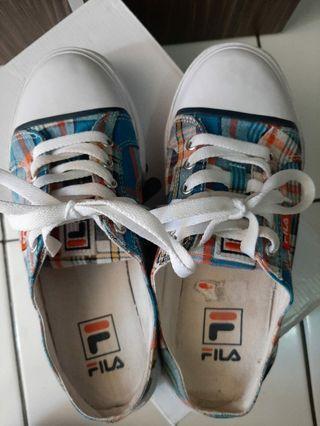 Fila shoe preloved