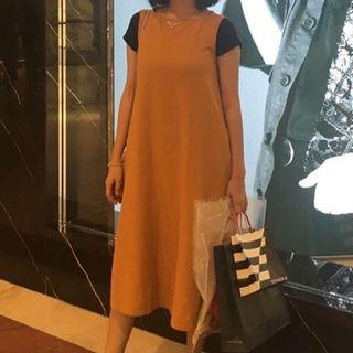 Uniqlo linen dress