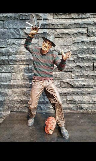 1/4 Freddy Krueger Neca JvF