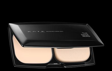 KATE oil control the base zero powder foundation (00 light lucent)