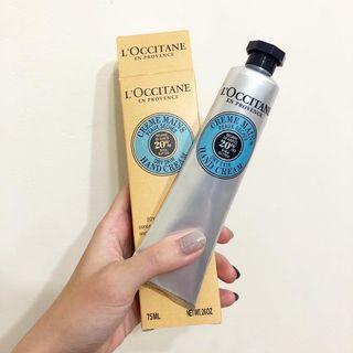 L'occitane 歐舒丹 乳油木護手霜 75ml🥑