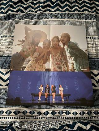 [RESERVED] Official BLACKPINK Posters