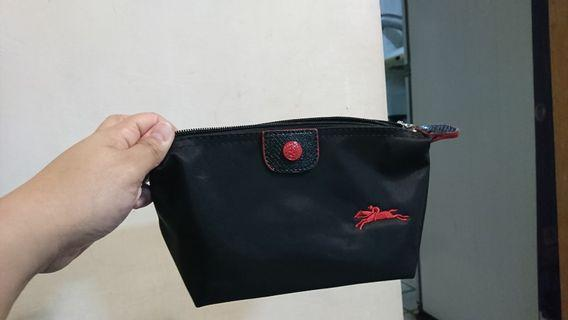 Longchamp化妝包