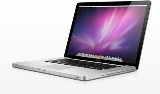 "Macbook Pro 13"" Late 2011"