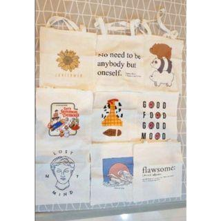 CUSTOM TOTEBAG LUCU