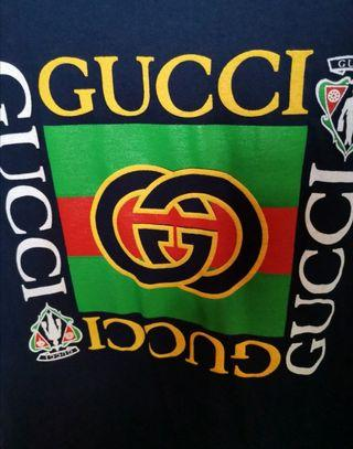 Bootleg Gucci Hanes Tee