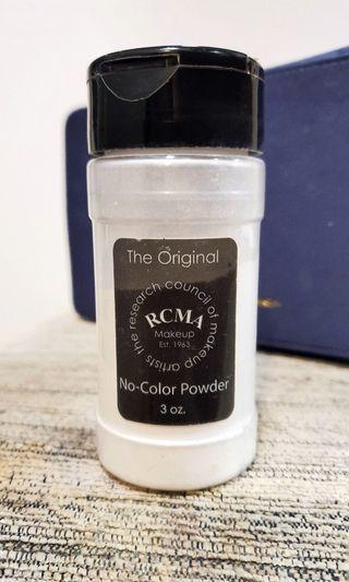 RCMA Powder No Color Powder