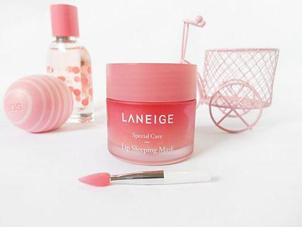 Laneige Lip Sleeping Mask Berry Big Size 20g