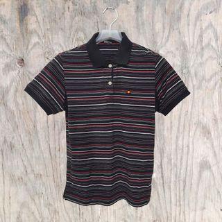 愛力艾思破路衫✔ellesse×短袖polo衫×布章logo