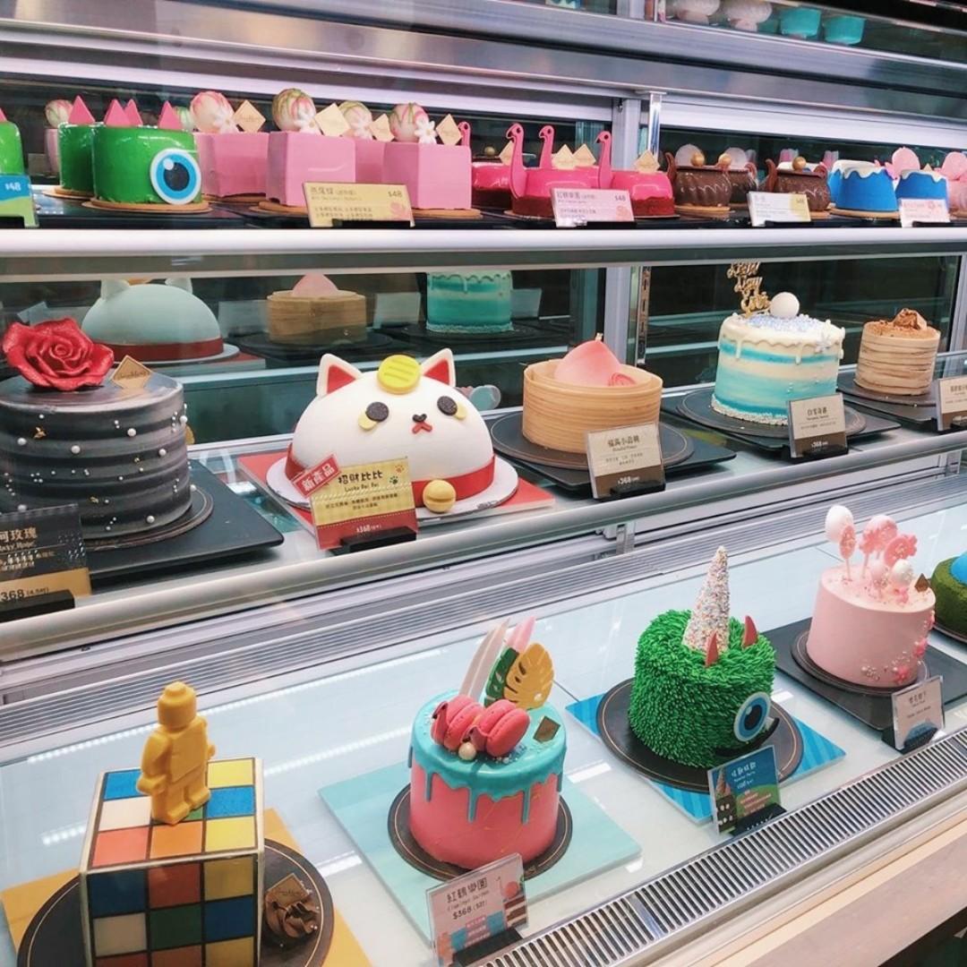 [連鎖蛋糕店] 全職店務助理