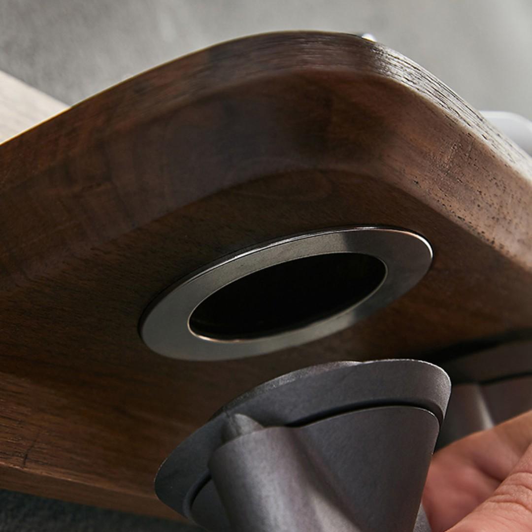 懷舊精品 - 復古木製Dyson風筒架 懷舊品味 型人之選 [OS00102019]