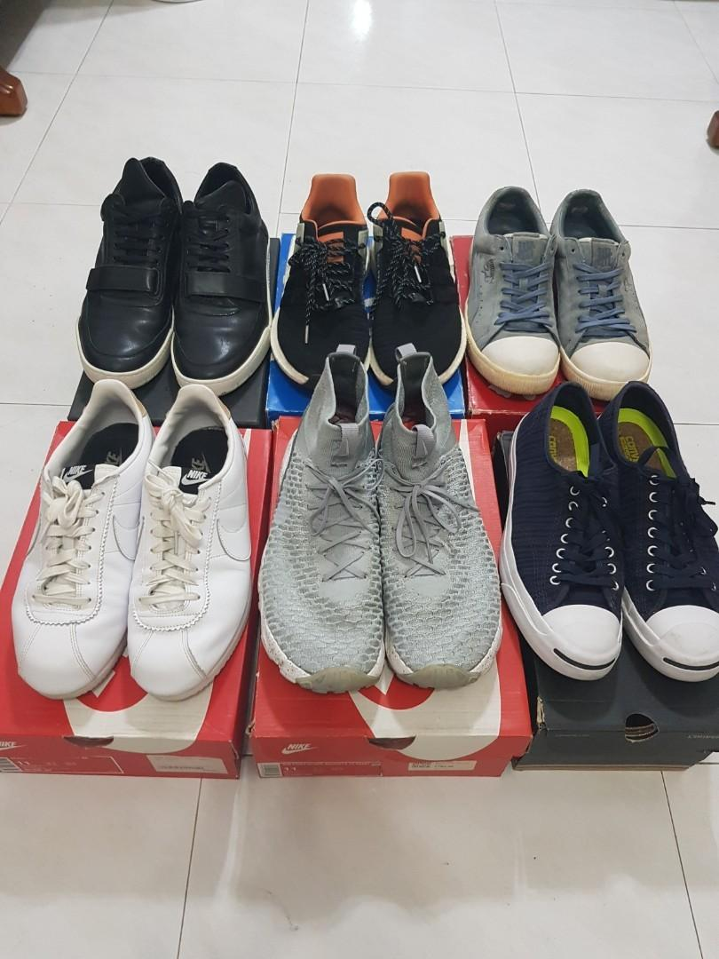 All must go used sneaker clearance