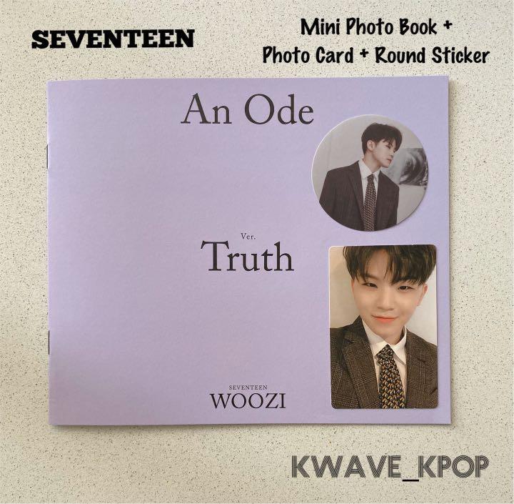 [An Ode] SEVENTEEN 3RD ALBUM - KPOP OFFICIAL MERCHANDISES