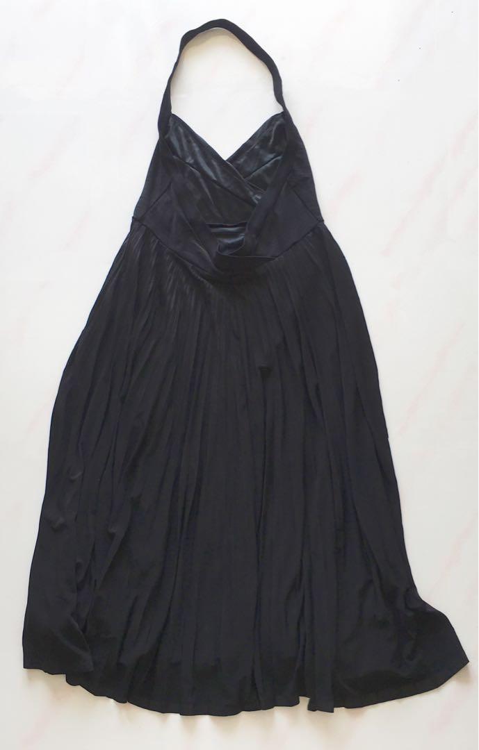 Black Dinner Gown