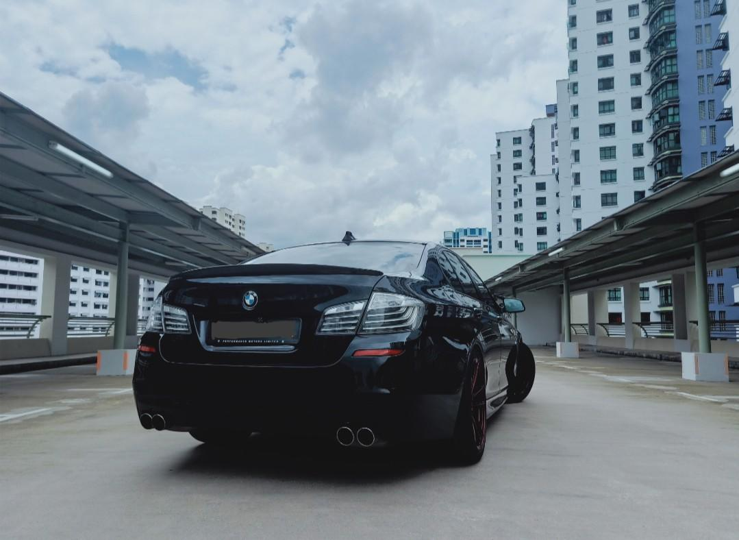 BMW 523i Highline (A)