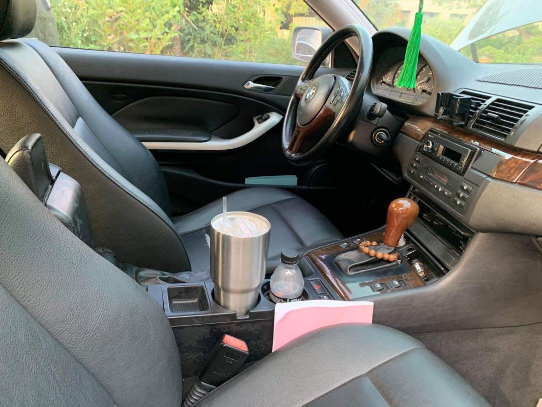 BMW E46 325Ci 自排