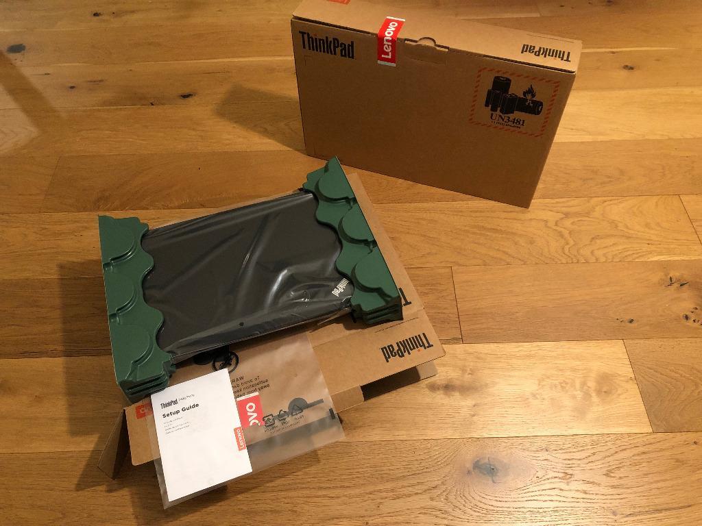 Brand New Thinkpad T490 - FULLY LOADED + 1 year warranty