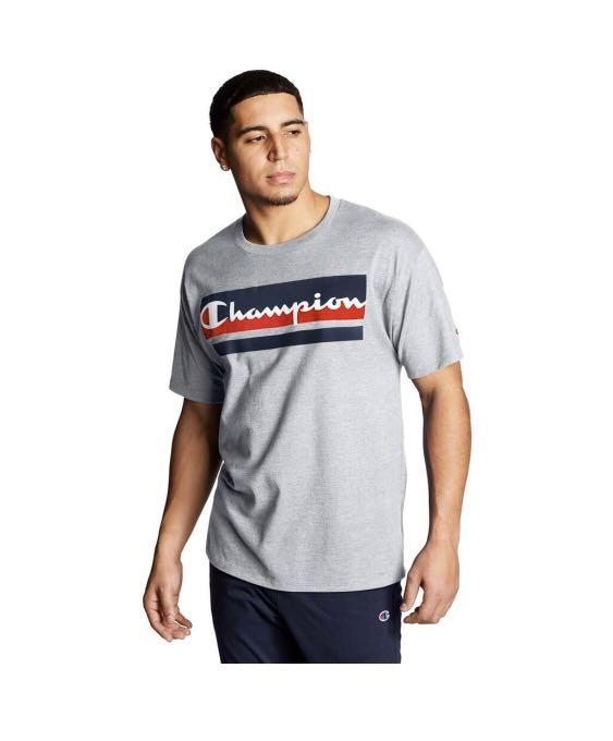 CHAMPION Men's Classic Jersey Graphic Tee
