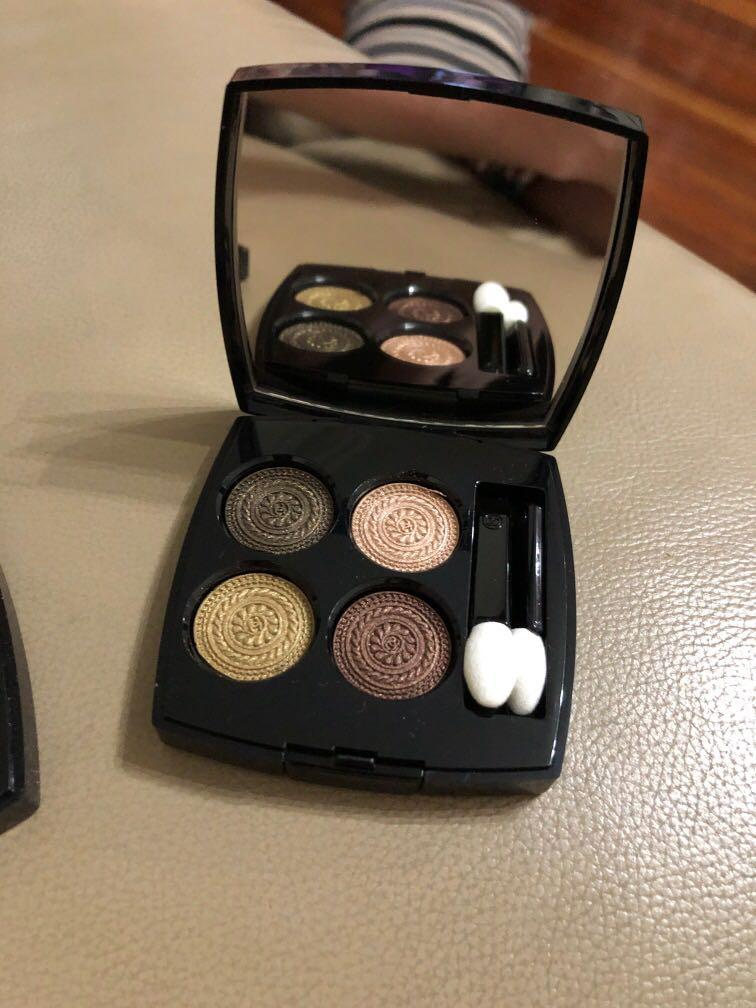 Chanel Eyeshadow Ombres pallets brand new limited ediiton