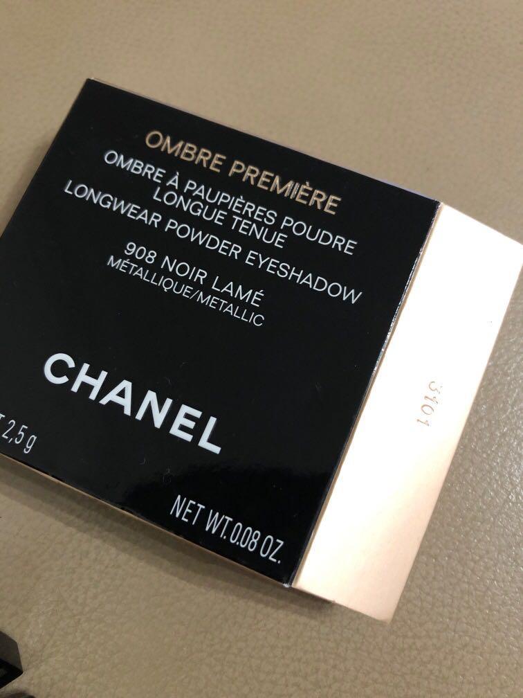 Chanel Ombré Premiere Eyeshadow - longwear powder eyeshadow
